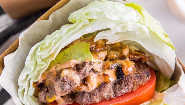 10 Healthy, Creative Burger Recipes For Your Next BBQ