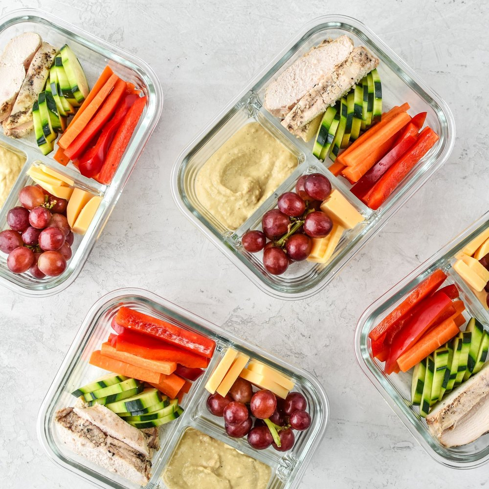 Prep That Lunch
