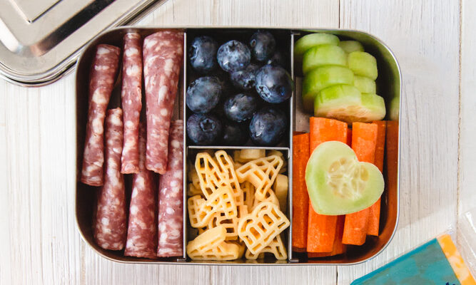 10 Easy, Healthy School Lunch Ideas
